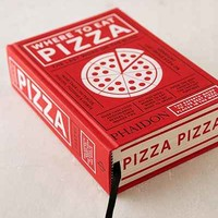 Where To Eat Pizza By Daniel Young - Urban Outfitters