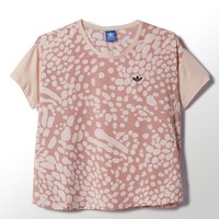 adidas Caribbean Highlight Tee - Pink | adidas US