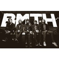 (24x36) Bring Me the Horizon BMTH Music Poster Print