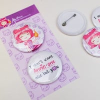 League of Legends Annie Button Set