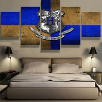 Ravenclaw Flag Canvas Set