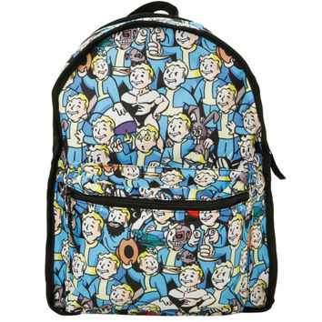 Fallout Vault Boy Reversible Backpack