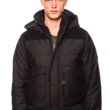 G-Star A Crotch Outdoor Hooded Jacket