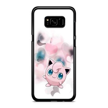 Pokemon Jigglypuff Samsung Galaxy S8 Case