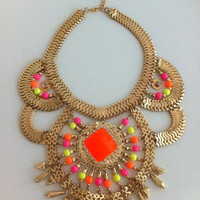 pre order emperor jewel statement necklace arrives 27th august at Esther Boutique