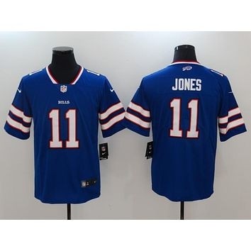 Danny Online Nike NFL Men's Vapor Untouchable Football Jersey Buffalo Bills #11 Zay Jones
