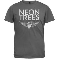Neon Trees - Heart & Wings Soft T-Shirt