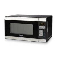 0.7 Cu. Ft. Black/Stainless Steel Microwave - Kmart