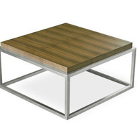 Drake Square Coffee Table design by Gus Modern