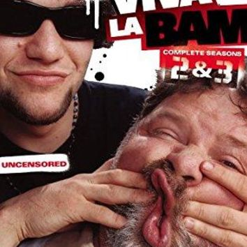 Bam Margera & Vincent Margera - MTV - Viva La Bam - The Complete 2nd and 3rd Seasons