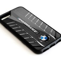 Engine Twin Power Turbo BMW iPhone 5 5s 6 6s 7 8 X S7 S8 Plus SE Edge Note Case
