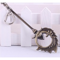 League of Legends Nami The Tidecaller Weapon Keychain