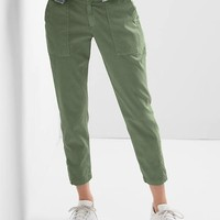 Girlfriend utility chinos | Gap