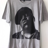 The Notorious B.I.G. Biggie Smalls Rap Hip Hop Icon T-shirt  XL