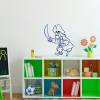 Wall Decals Moon Stars with Girl Decal Vinyl Sticker Nursery Decor Bedroom Interior Window Decals Living Room Art Murals Chu1436