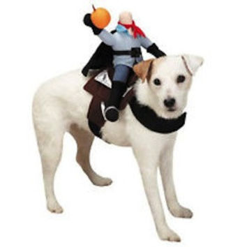 Saddle Headless Horseman Costume