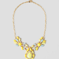 GOFORTH JEWELED NECKLACE
