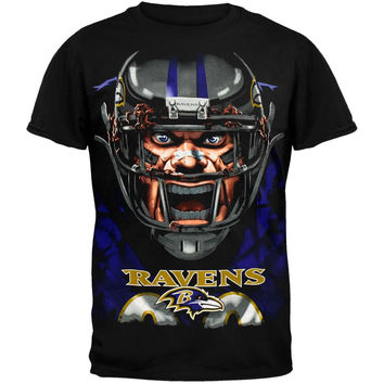 Baltimore Ravens - Rage T-Shirt