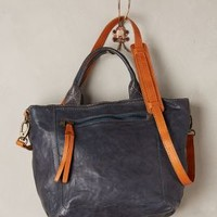 Emmeline Satchel by Holding Horses Blue One Size Bags