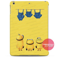 Naked Minion iPad Case Case Cover Series