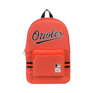 Herschel Supply Co. - Packable MLB 70D Poly Baltimore Orioles Backpack
