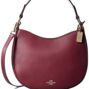 Coach Women's Leather Nomad Crossbody Bag