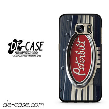 Peterbilt Truck Logo DEAL-8571 Samsung Phonecase Cover For Samsung Galaxy S7 / S7 Edge