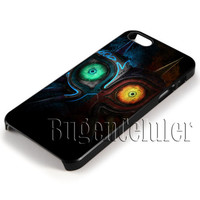 The Legend Of Zelda Majora The Mask Cover - iPhone 4 4S iPhone 5 5S 5C and Samsung Galaxy S3 S4 S5 Case