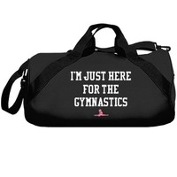 I'm just here for the gymnastics: Creations Clothing Art