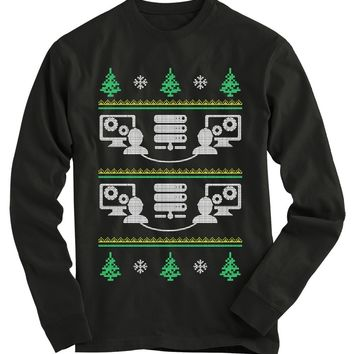 Network Ugly Christmas Sweater