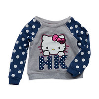 Hello Kitty Girls 2-6x Hello Kitty Sweater