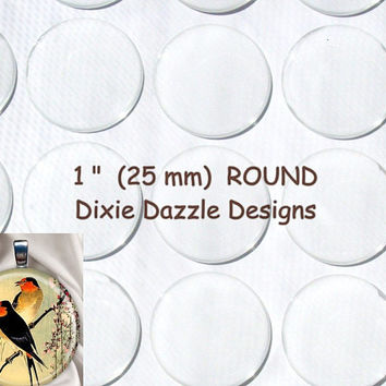 Epoxy stickers 20 25mm, 1 inch, round circle Epoxy Resin Stickers 25mm cabochon. Fast and Easy..Peel and Stick..No Mess birthday craft