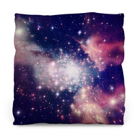Stardust Outdoor Throw Pillow