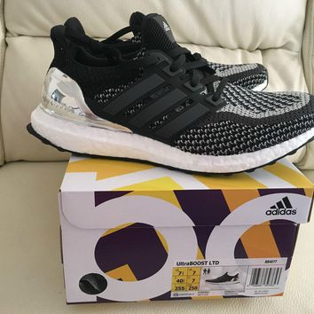 One-nice™ ADIDAS ULTRABOOST ULTRA BOOST SILVER OLYMPIC PACK SIZES UK 10.5 & 11.5 NEW