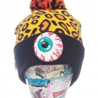 Mishka Keep Watch Safari Pom - Orange - Hat Shop from I Consume UK