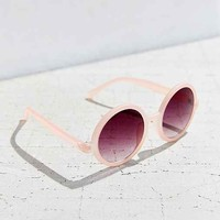 Liquid Matte Perfect Round Sunglasses