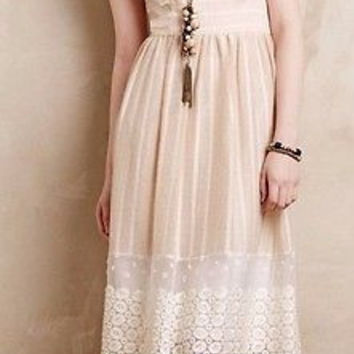 0579d6bd48188 Anthropologie Poema Lace Dress Sz 4 - by Moulinette Soeurs, Retailed $228 -  NWT