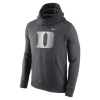 Nike College Hybrid Fleece Pullover (Duke) Men's Hoodie