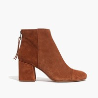 The Jillian Boot in Suede : shopmadewell boots | Madewell