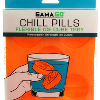CHILL PILLS ICE TRAY