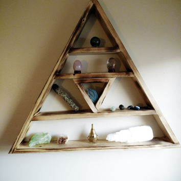 Triangle Shelf 27 inches