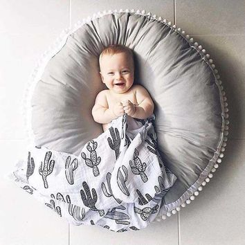 Baby Crawling Sleeping Blanket  Bed Carpet for Living-room