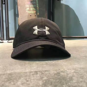 Under Armour Embroidery Strap Cap Adjustable Golf Snapback Baseball Hat Cap G-A-XYCL-1