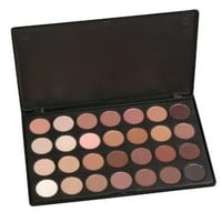 28 Color Eyeshadow Palette  - Neutrals