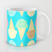 Scoops Mug by Lisa Argyropoulos | Society6