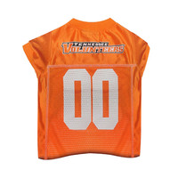 Mirage Pet Products Sports Dog Apparel Tennessee Vols Pet Jersey Costume Outfit Small