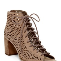 Vince Camuto   Tulina Lace-Up Bootie   Nordstrom Rack