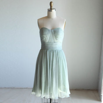 Bridesmaid Dress/mix bridesmaid dresses / Romantic /light by FM908