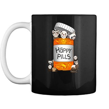 Ferret Happy Pills  Mug