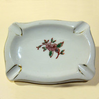 WWII Era Vintage Ashtray made in Occupied Japan